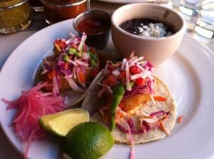 Super Linda - Baja styled fish tacos
